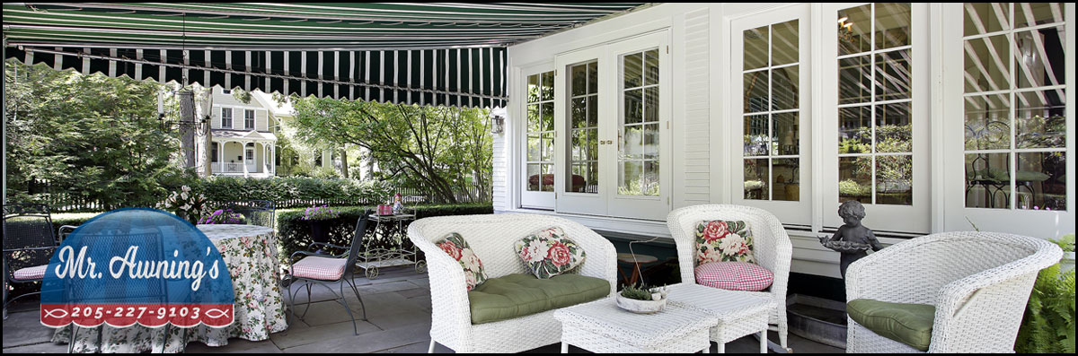 Mr. Awnings & Home Repairs is an Awning Company in Pell City, AL
