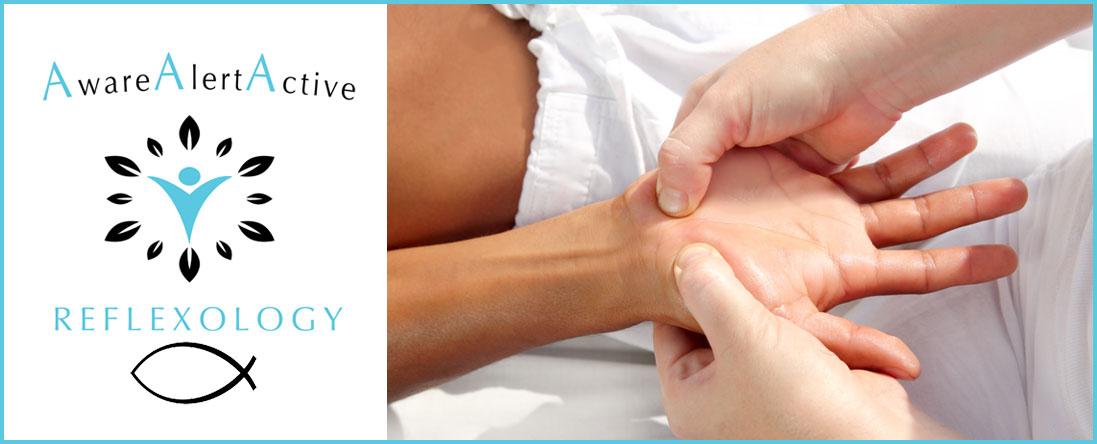 Aware Alert Active Reflexology Provides Reflexology Therapy in Tulsa,OK