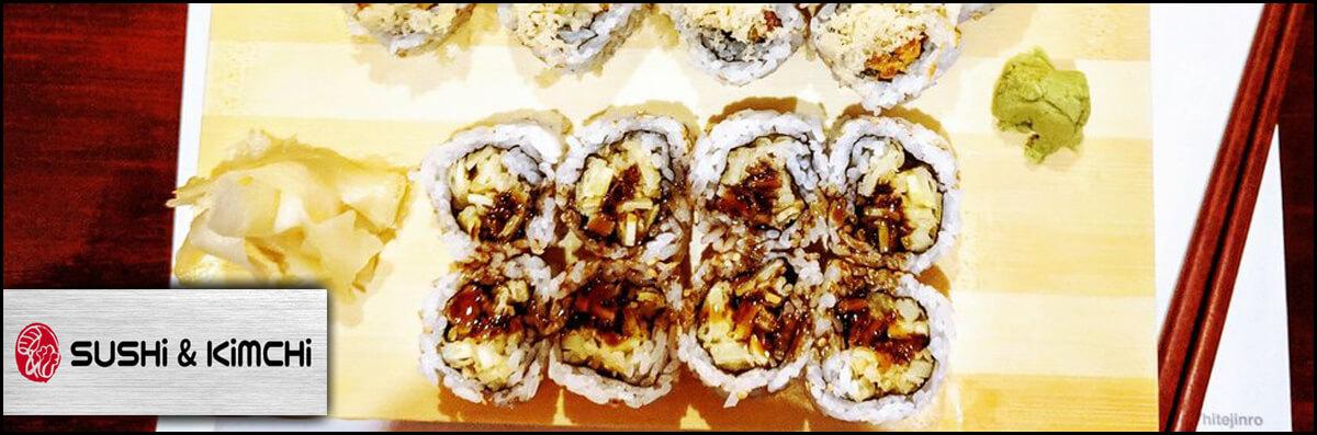 Sushi & Kimchi is a Japanese and Korean Restaurant in Nyack, NY
