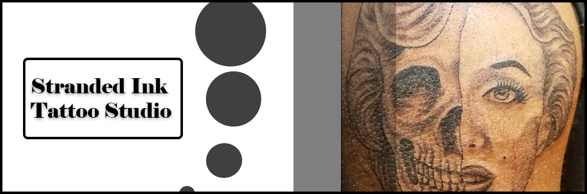 Stranded Ink Tattoo Studio is a Tattoo Parlor in Yuma, AZ
