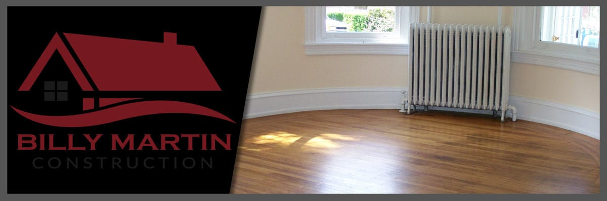 Billy Martin Construction is a Renovation Company in Charleston, SC