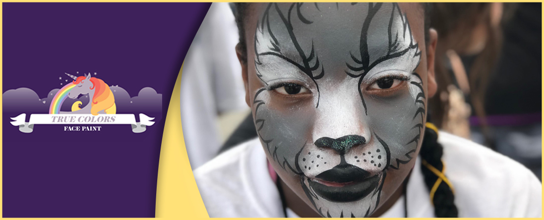 True Colors Face Paint is a Face Painter in Miami, FL