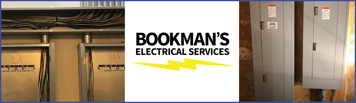 Bookman's Electrical Service Inc. Provides Electric Services in Lexington, KY