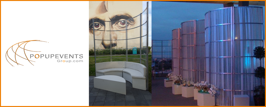 pOpUpEventsgroup Offers Wind Walls Services in Miami, FL