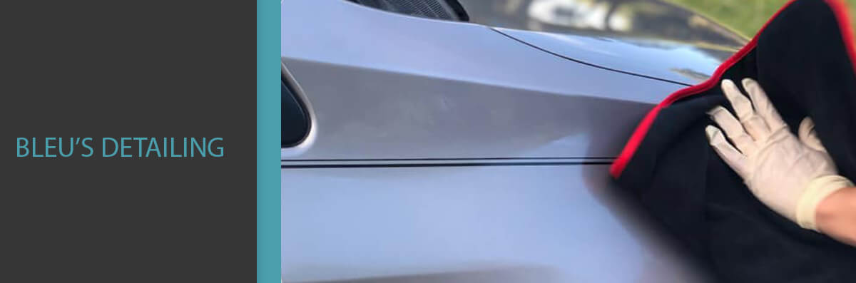Bleu's Detailing is an Auto Detailing Service in Tampa, FL