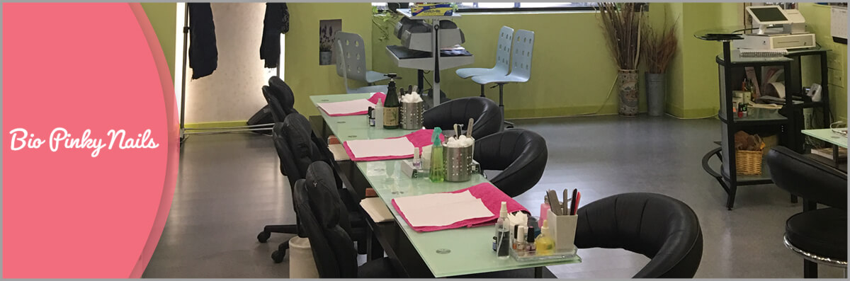 Bio Pinky Nails  is a Nail Salon in Chicago, IL