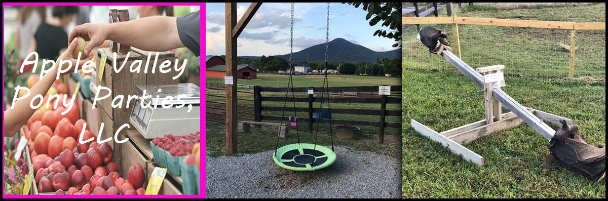 Apple Valley Pony Parties, LLC  is a Pony Party Service in Jonesborough, TN