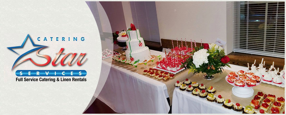 Catering Star Services  is a Catering Service in McAllen, TX