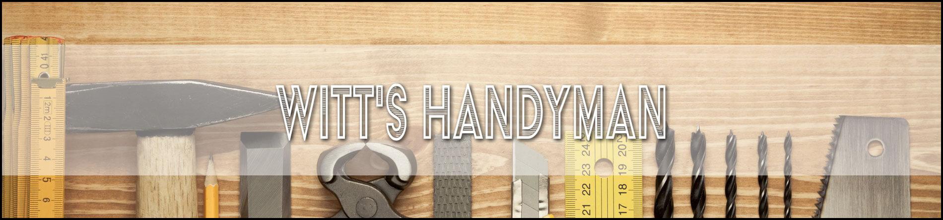 Witt's Handyman is a Professional Handyman in Hampton, IA