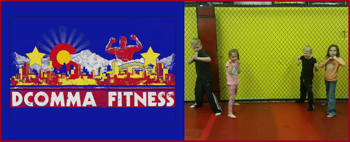 DCOMMA Fitness Teaches MMA in Westminster, CO