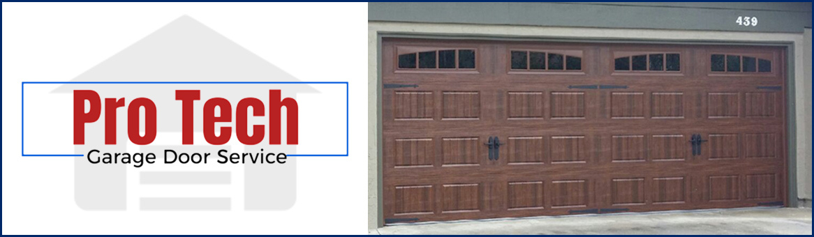 Pro Tech Garage Door Service Is A Garage Door Company In