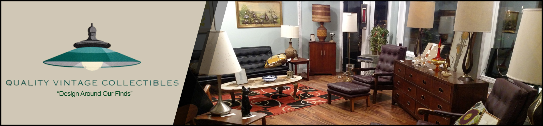 Quality vintage collectibles is a mid century modern furniture store in grand rapids mi