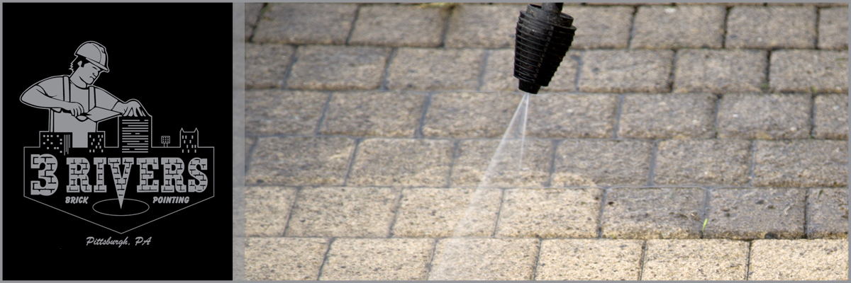 3 Rivers Brick Pointing & Cleaning Offers Pressure Washing in Pittsburgh, PA