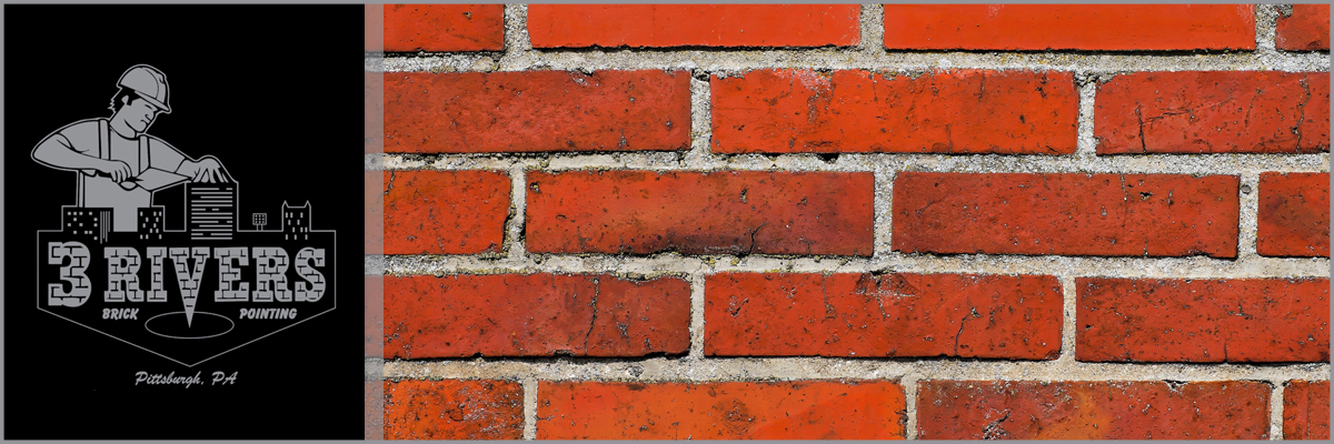 3 Rivers Brick Pointing & Cleaning Offers Brick Walls in Pittsburgh, PA