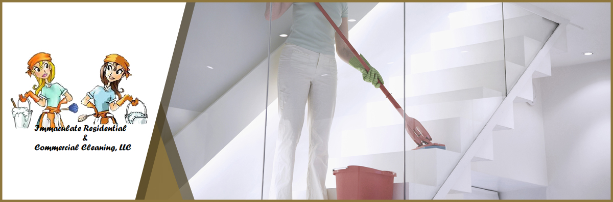 Immaculate Residential & Commercial Cleaning, LLC offers Commercial Cleaning in Oakland Park, FL