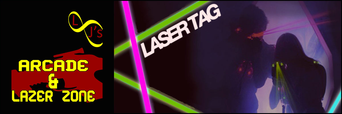 LJ's Arcade & Lazer Zone Offers Laser Tag in Leesville,LA