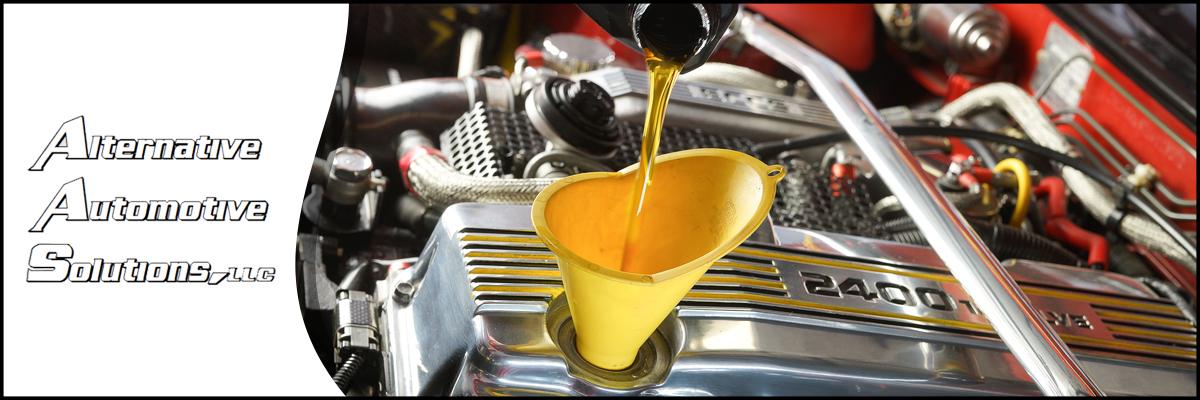 Alternative Automotive Solutions, LLC Offers Mobile Oil Change in Corpus Christi, TX