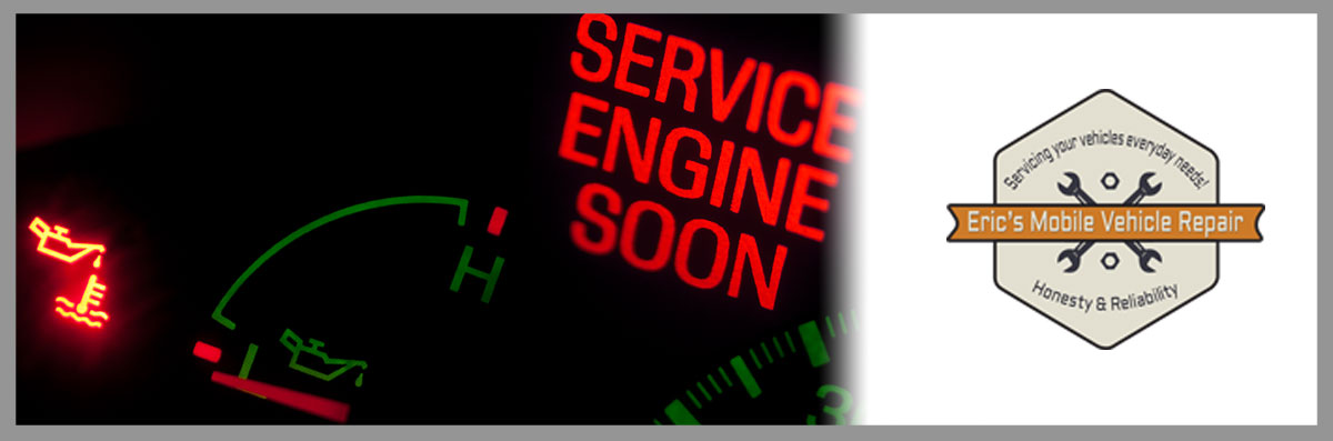 Eric's Mobile Vehicle Repair Does Check Engine Light