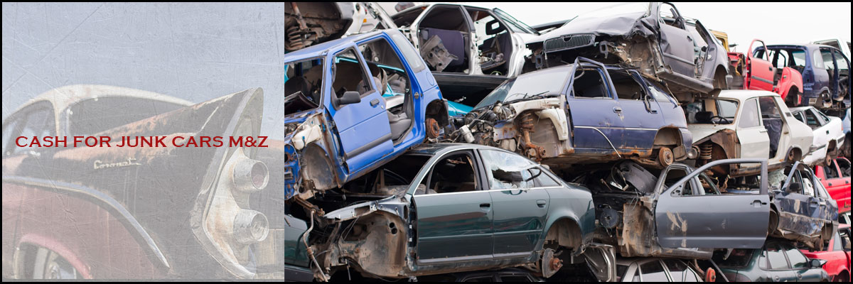 Cash For Junk Cars M&Z Provides Cash for Junk Cars Services in Chattanooga, TN