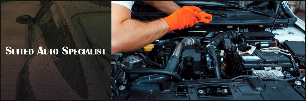 Suited Auto Specialist Provides Auto Repair in Virginia Beach, VA