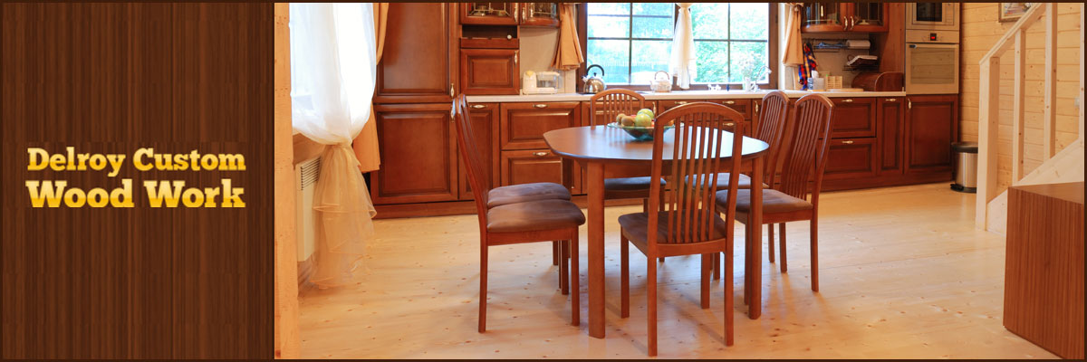Delroy Custom Wood Work Is A Furniture Maker In West Palm Beach Fl