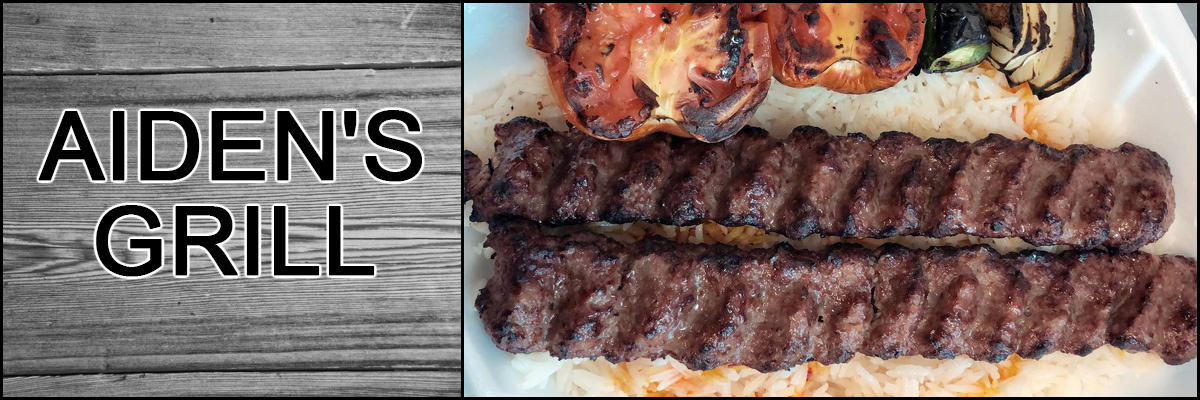Aiden's Grill Sells Kabobs in La Crescenta, CA
