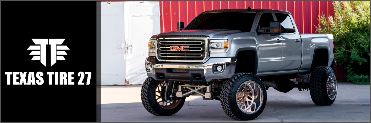 Texas Tires 27 Offers Lift Kit in San Antonio, TX