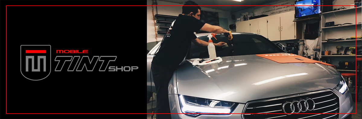 Mobile Tint Shop provides Window Tint in Woburn, MA