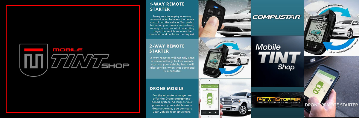 Mobile Tint Shop provides Car Accessories in Woburn, MA