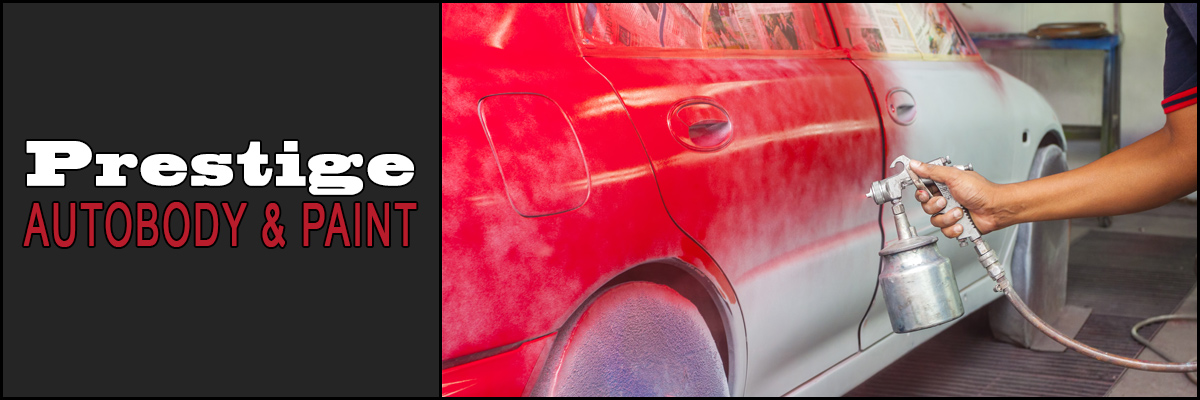 Prestige Autobody & Paint Offers Auto Body Painting in Los Angeles, CA