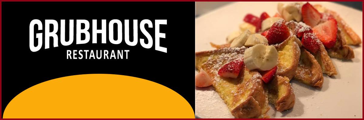 GrubHouse Restaurant offers Breakfast in Warren, MI