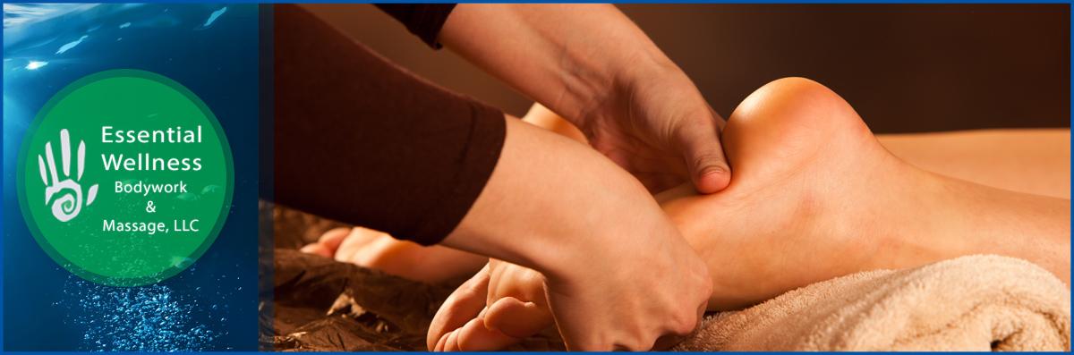 Essential Wellness Bodywork & Massage, LLC  Offers Reflexology in Grants Pass, OR