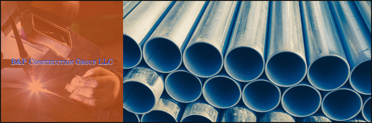 Metal Pipe Installation