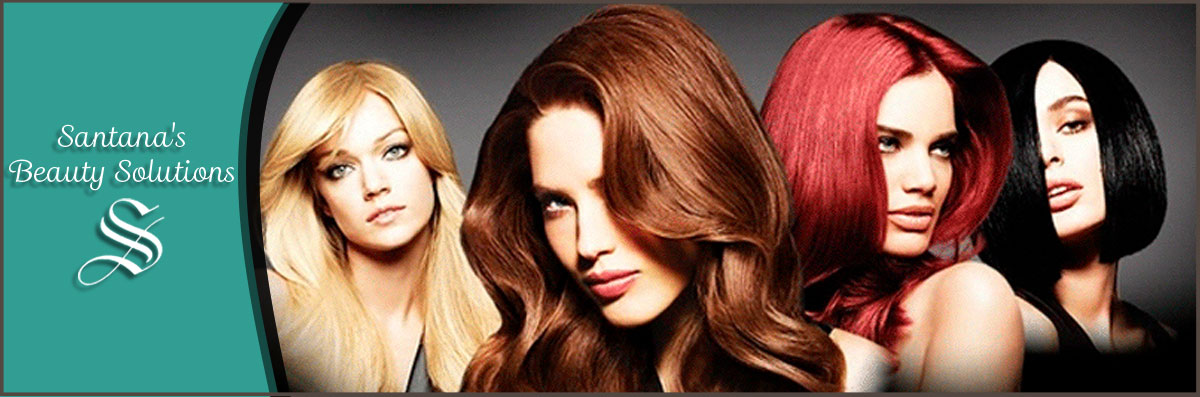 Santana's Beauty Solutions Offers Hair Color in Charlotte, NC