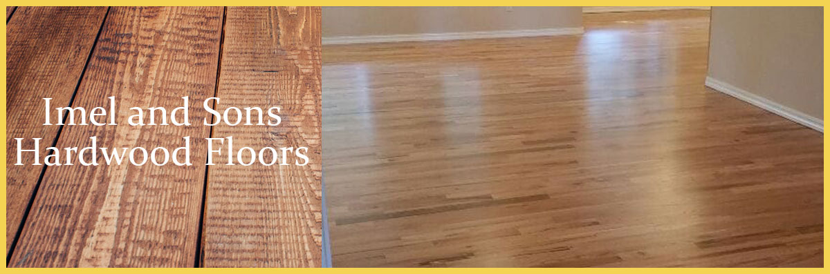 Imel and Sons Hardwood Floors Offers Floor Recoating Services in Grants Pass, OR