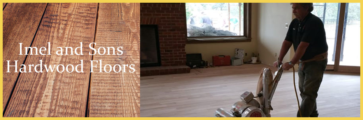 Imel and Sons Hardwood Floors Offers Floor Refinishing in Grants Pass, OR