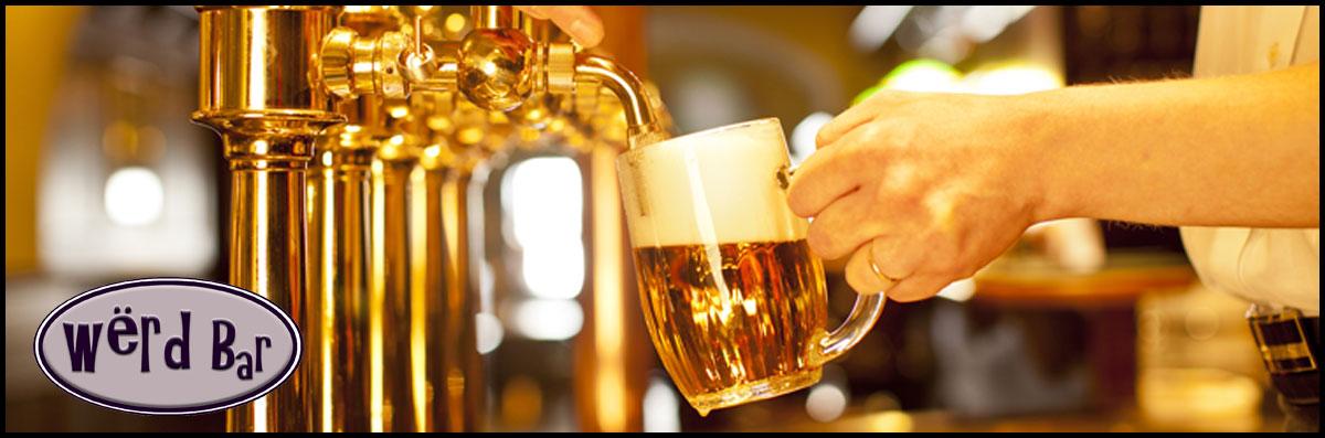 Werd Bar offers Craft Beer in Milwaukee, WI