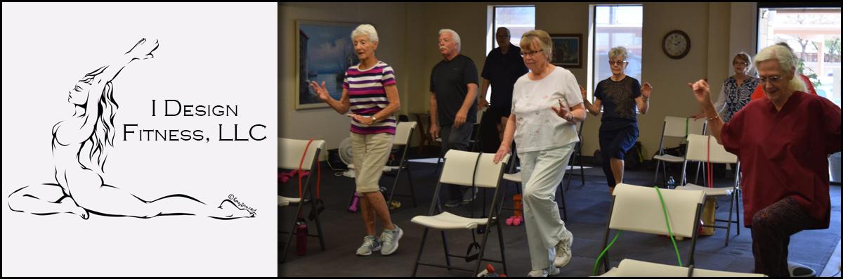 I Design Fitness, LLC Offers Older Adult Fitness in Green Valley, AZ