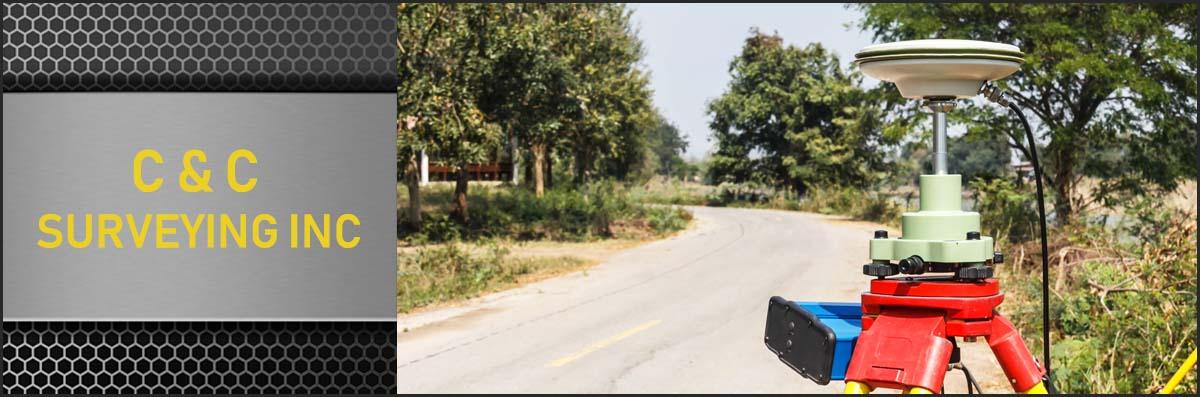 C & C Surveying Inc Offers GPS Surveyor in Jasper, AL