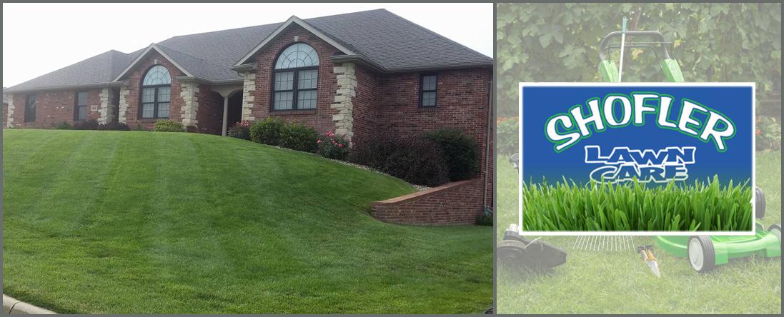 Shofler Lawn Care Provides Lawn Care in Center Town, MO