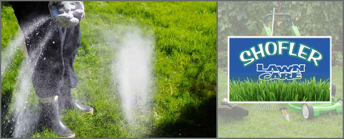 Shofler Lawn Care Offers Fertilizing Services in Center Town, MO