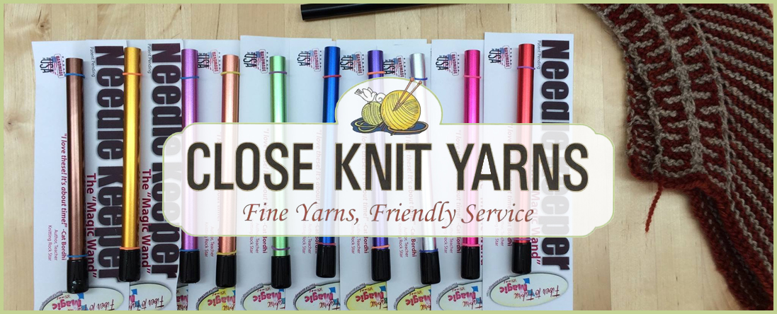 Close Knit Yarns Offers Knitting Supplies in Midland Park, NJ