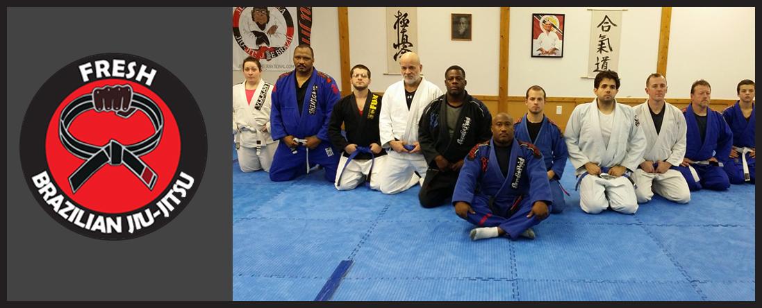 Fresh Brazilian Jiu Jitsu offers Martial Arts in Saint Clair Shores, MI