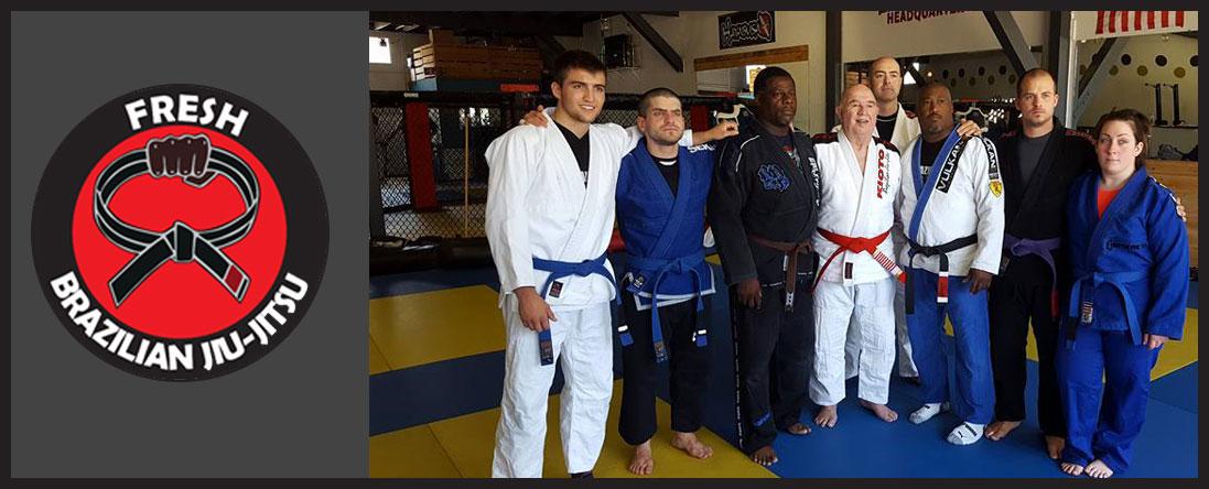Fresh Brazilian Jiu Jitsu offers Brazilian Jiu Jitsu in Saint Clair Shores, MI