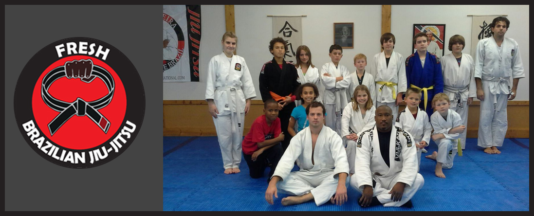 Fresh Brazilian Jiu Jitsu offers Children Martial Arts in Saint Clair Shores, MI
