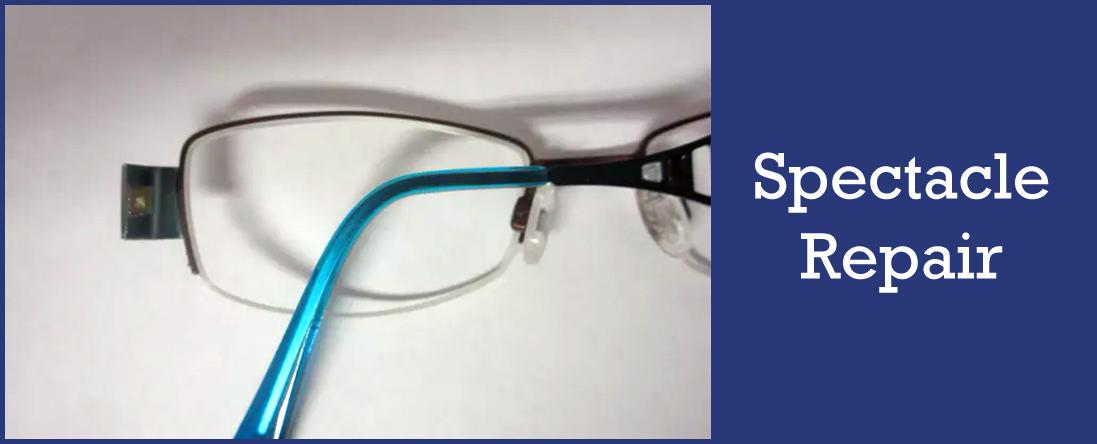 Titanium Eyeglass Repair