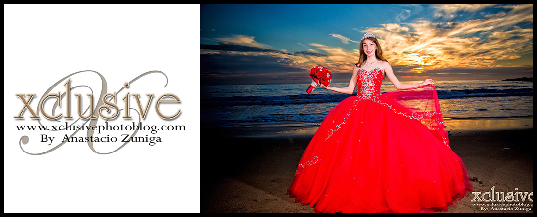 Xclusive Photography and Video Services Does Quincenera Photography in Covina, CA