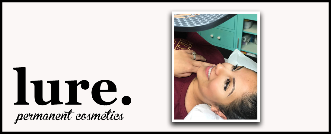 Lure Permanent Cosmetics is a Powder Brow Studio in Kailua, HI