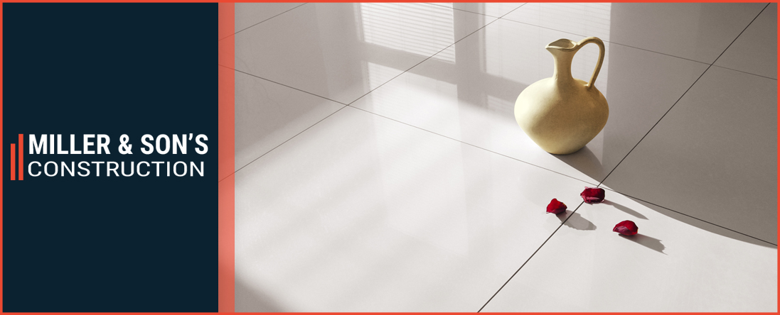Miller & Sons Construction Offers Tile Flooring in Eatonton, GA
