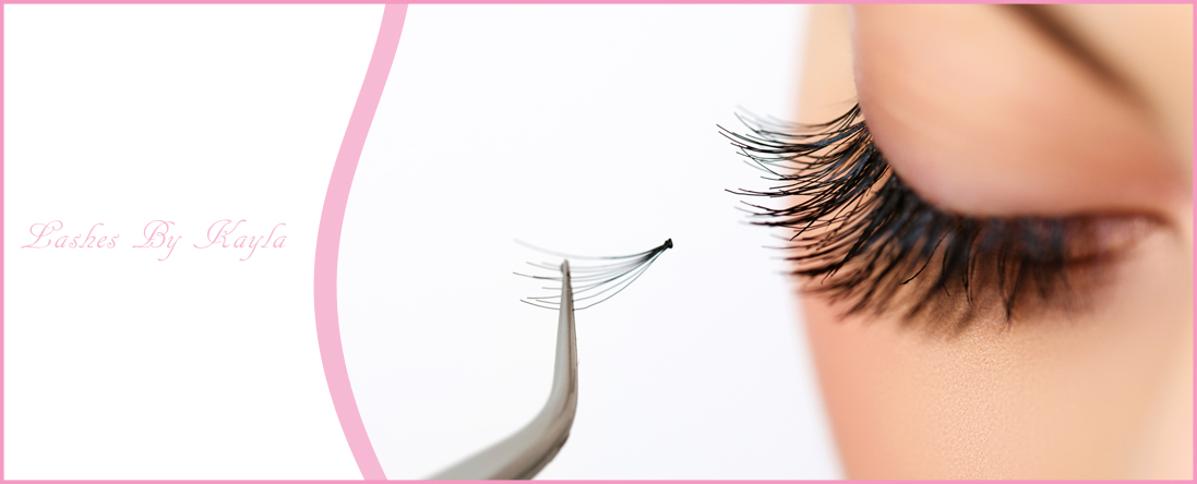 Lashes By Kayla Offers Eyelash Extensions In Watsonville Ca